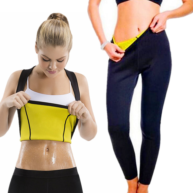 2018 New Ladies Yoga Sport Swimsuit Slimming Set 2 Piece Feminine Slim Shirt Vest Scorching Sale Sportswear Working Health Coaching Clothes