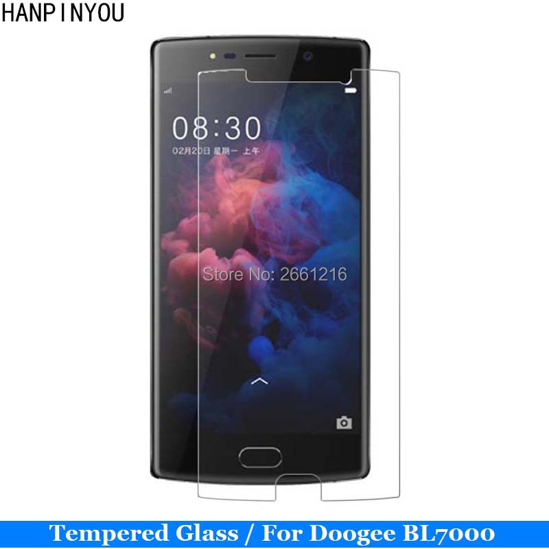 For Doogee BL7000 Tempered Glass 9H 2.5D Premium Screen Protector Film For Doogee BL 7000 5.5For Doogee BL7000 Tempered Glass 9H 2.5D Premium Screen Protector Film For Doogee BL 7000 5.5
