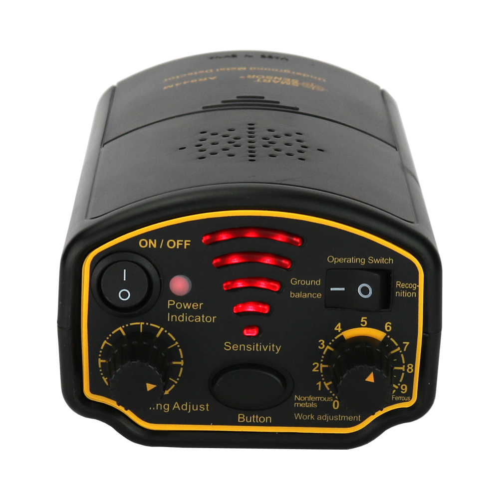 Main Control Unit of Metal Detector UnderGround AR944M Scanner Finder tool Gold Digger Treasure Seeking Hunter without battery main hunter trident mh79