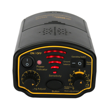 Main Control Unit of Metal Detector UnderGround AR944M Scanner Finder tool  Gold Digger Treasure Seeking Hunter without battery
