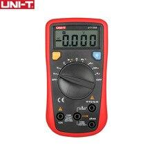 UNI-T UT136B Digital Multimeter Auto Range Tester AC DC VoltageCurrent Ohm Diode Cap Hz of test diode multimeter