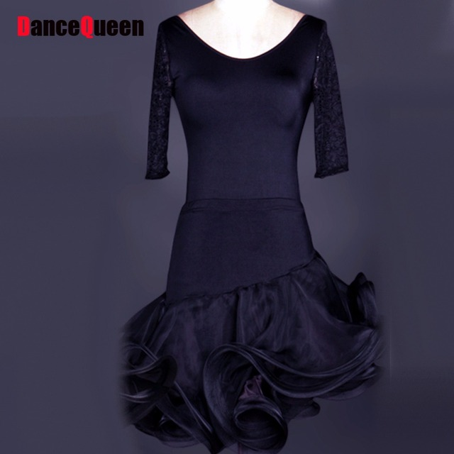 2dca6585 Trajes de Danza Latina para mujeres/niñas Top y falda Cha/Samba/salón