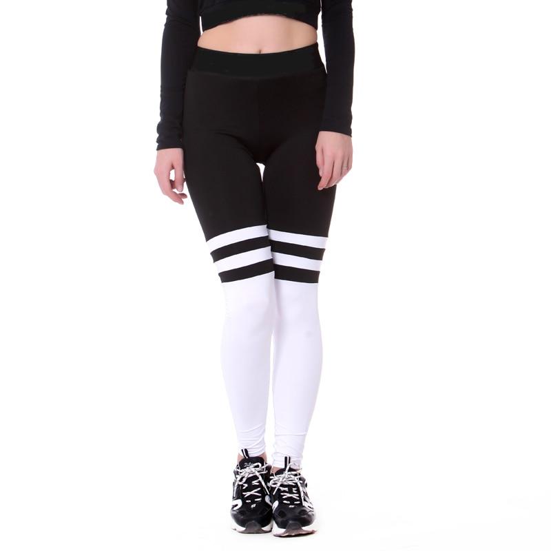 3f1be38b00b129 Yoga Hosen Frauen Leggings Sport Yoga Leggings Hosen Lauf Hosen  Strumpfhosen Gym Training gym Legging Sport Femme Fitness ~ Hot Sale June  2019