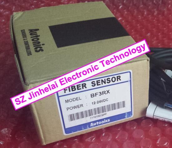 100% New and original  BF3RX   BF3RX-P  AUTONICS  PHOTOELECTRIC SWITCH, Optical fiber amplifier  12-24VDC цена 2016