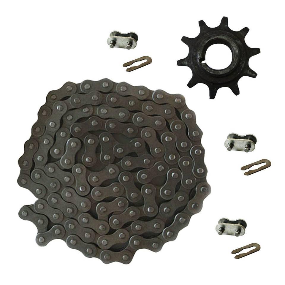 Sprocket 10T Bike Replacement 48cc 80cc 2 Strokes Pinion