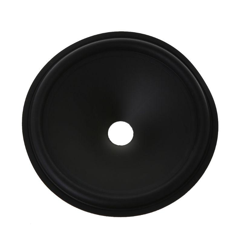 """1 Pc Woofer Lautsprecher Kegel 8 """"becken Trommel Papier Gummi Rand Seite 26,5 Core 195mm Recone Teil Audio Reparatur Ersatz Delikatessen Von Allen Geliebt"""