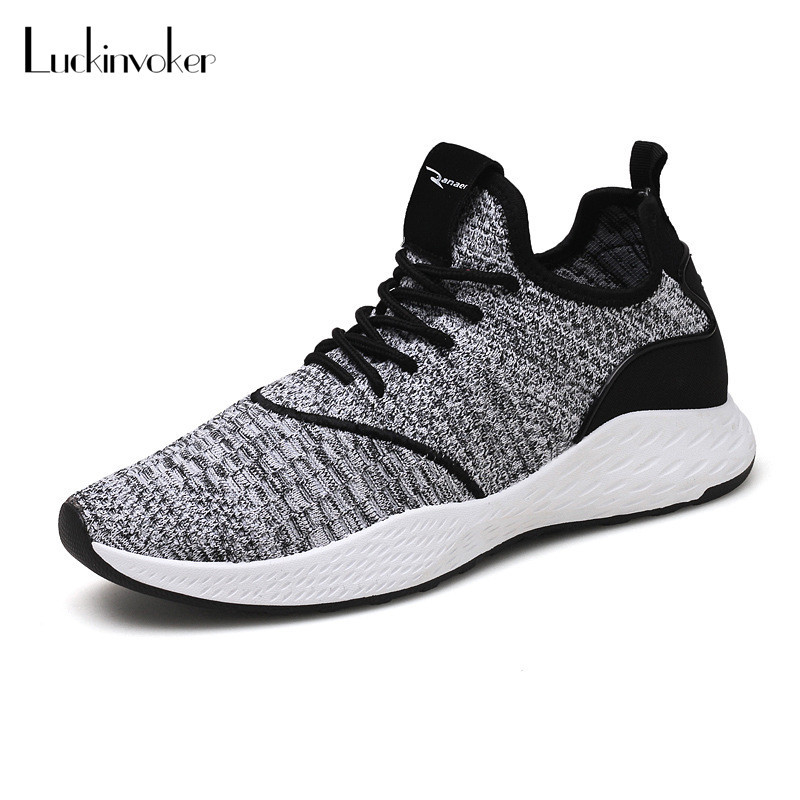 Running Shoes Men Sneakers 39-44 Cushioning Light Sport Shoes Breathable Outdoor Gym Shoes Running Sneakers Sports Men Shoes
