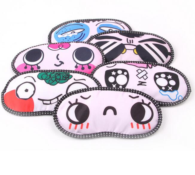 Icy Super Meng Expression Expression Cute Cartoon Sleep Ice Sleep Goggles Goggles Personality Tools Files