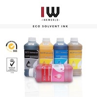 Hot Sale Outdoor Advertising Digital Printing Eco Solvent Ink For Epson DX5