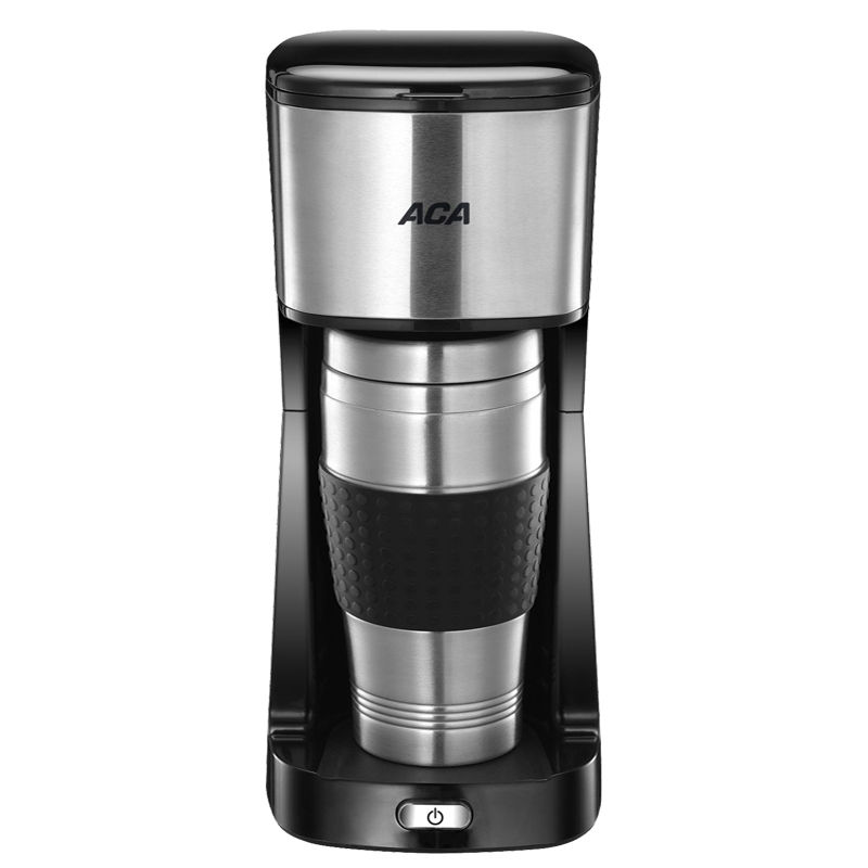 AC-D03A Coffee machine Fully automatic Small Portable American coffee machine coffee small packing machine for small new business