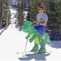 Purim Costumes Airblown Fan Operated T Rex Inflatable Dinosaur Suit Outfit Costume For Kids And Adults