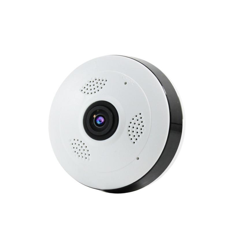 1080P HD FishEye IP Camera Wireless 960P 360 Degree Mini CCTV Camera 2MP Network Home Security WiFi Camera Panoramic Infared Cam