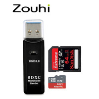 50 Off New MINI 5Gbps 2in1 USB 3 0 High Speed Micro SD SDXC TF Card