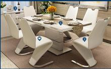 Dining chairs for leisure chairs. Hotel creativity. Computer chairs.. wholesale quality strong modern aluminum stacking hotel conference chairs lq l213