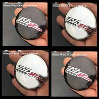 For SSR logo Auto Wheel Center cap sticker 100pcs/set 56mm 2.20inch car wheel cap sticker