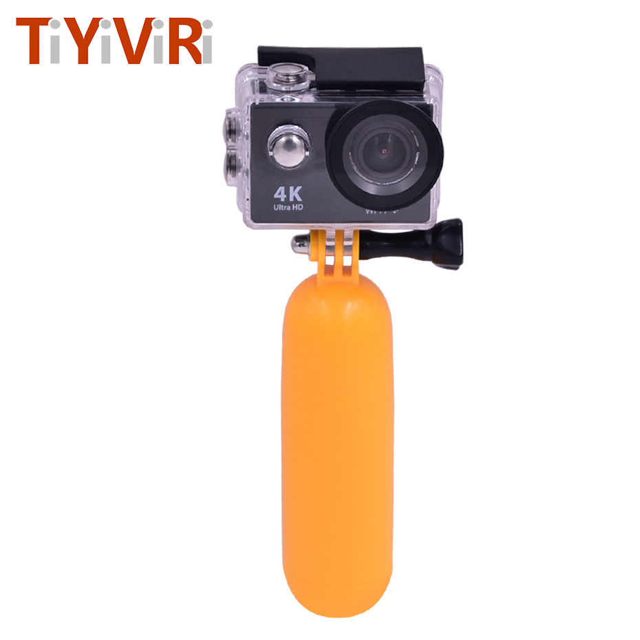 Camera Accessories Floating Bobber for Gopro hero 7 6 5 SJCAM SJ4000 xiaomi yi Action Camera Float monopod for GO PRO Sport Cam
