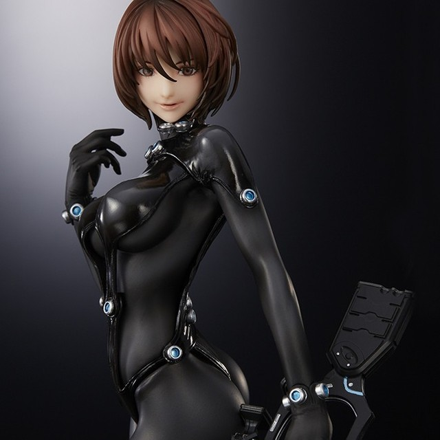 23cm Sword Ver Anime Gantz Shimohira reika Action Figure Toy Doll Brinquedos Figurals Collection Model Doll Gift 4