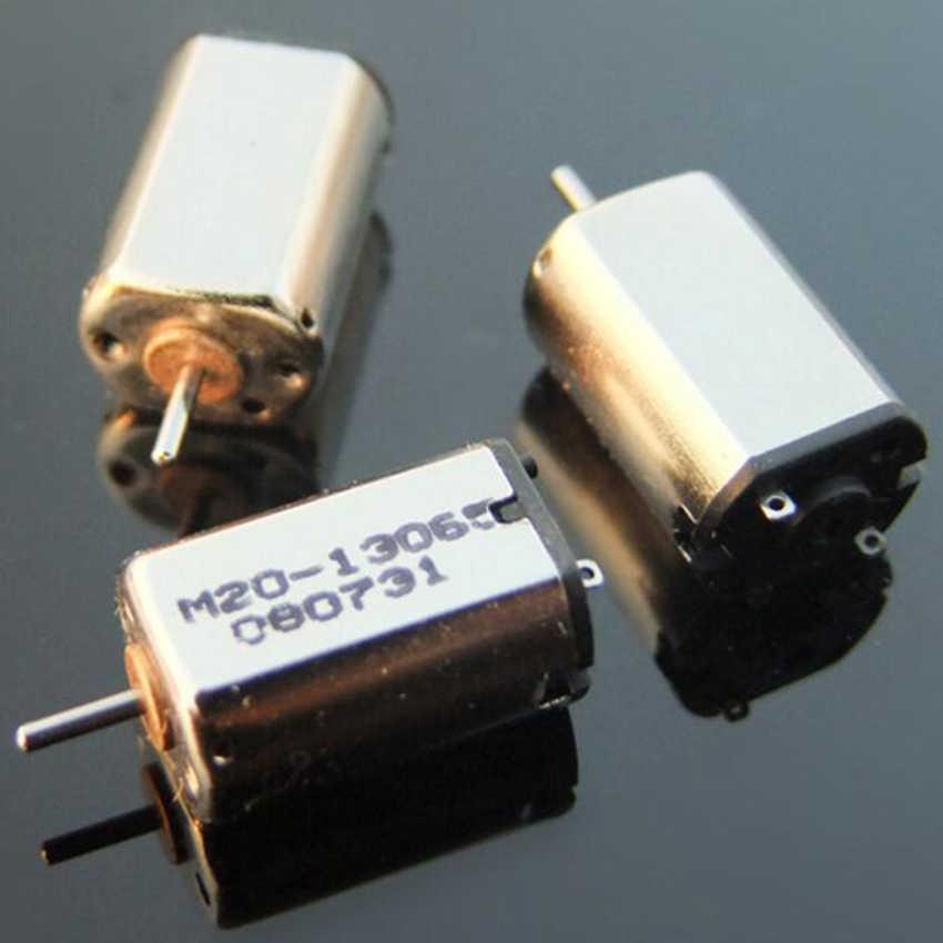 1pcs M20 motor, 3V 28000 rpm, high speed model motor, DIY model motor, M20  small moto
