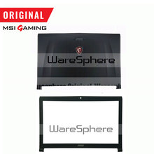 NEW LCD Back Cover for MSI GE72 307-791A212-Y31 Black цена