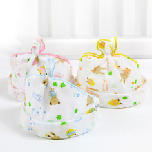 Fashionable Hat Elegant Children Cute Stylish Printing Lovely Gauze Hat Material Lightweight Convenient Empty Top Cap(China)