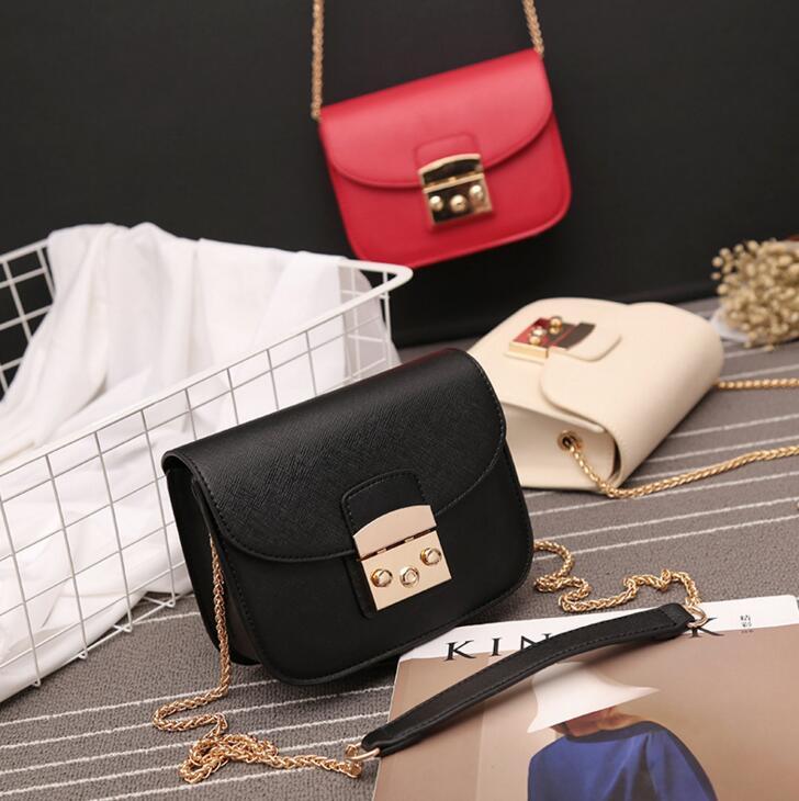 X-Online 050317 Hot Sale Lady Small Flap Bag Female Mini Shoulder Bag