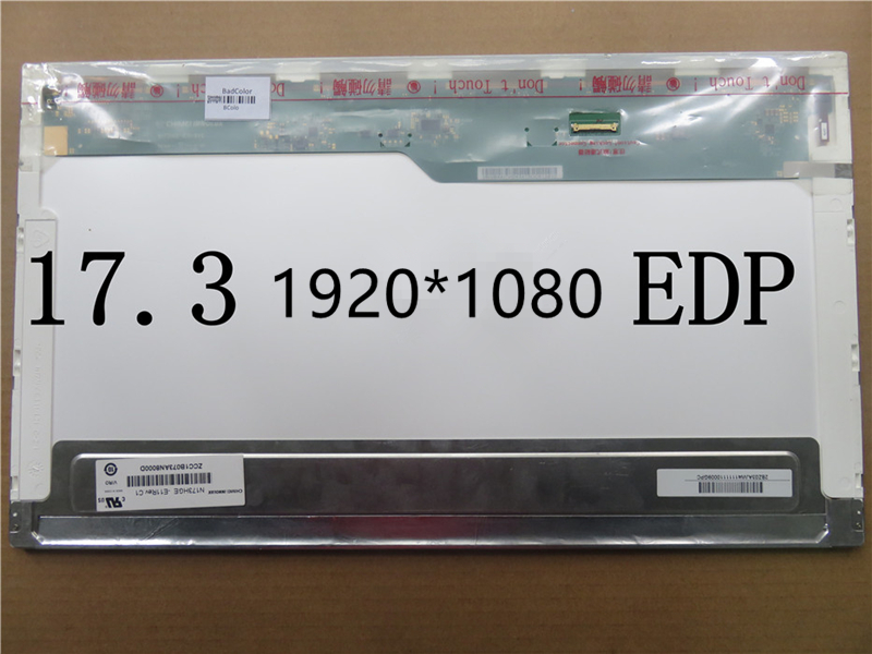 Free shipping N173HGE-E11 17.3 LED LCD Screen Fit B173HTN01.1 1920x1080 HD Display eDP 30Pin free shipping n116bge e32 n116bge ea2 n116bge e42 n116bge eb2 lcd b116xtn01 0 screen edp lcd monitor