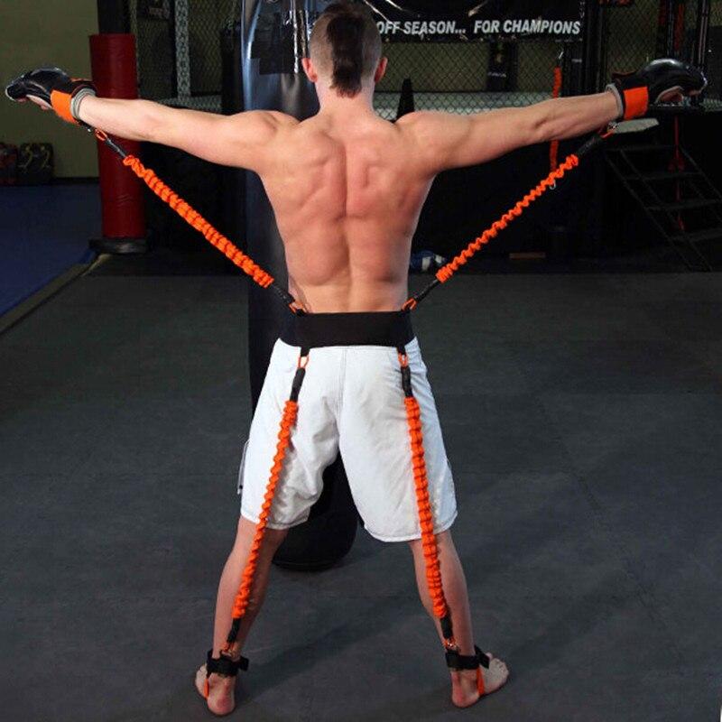New Kicking Box Force Training Muay Thai Boxing Equipment