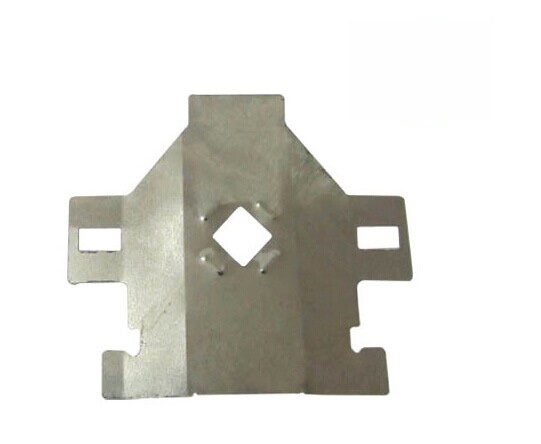 Retaining plate protection plate for EPSON LQ300K print head