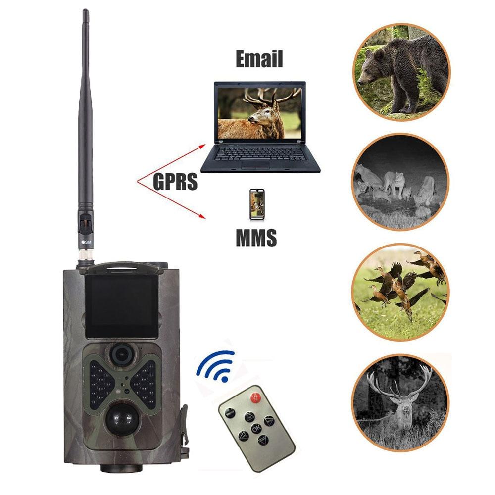 Hunting Trail Camera Traps 16MP HD Infrared Photo traps MMS SMTP SMS IR Night Vision Wildlife Camera HC550MHunting Trail Camera Traps 16MP HD Infrared Photo traps MMS SMTP SMS IR Night Vision Wildlife Camera HC550M
