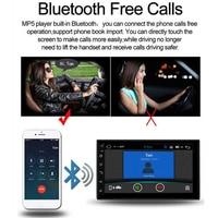 Vehicle Navigation GPS Navigator Multifunctional Car Navigator Sensors Electronics FM Transmit 7 Inches Portable 16GB Universal