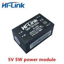 送料無料 2 ピース/ロット 220 v 5 V/1A AC DC スイッチング絶縁型ステップダウン電源モジュール AC dc コンバータ