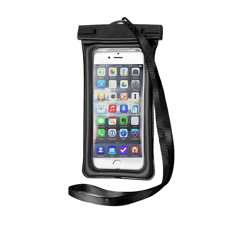 Yesello Arm Wearable Travel Bags Wrist Bags Universal Phone Case Waterproof Mobile Phone Cases