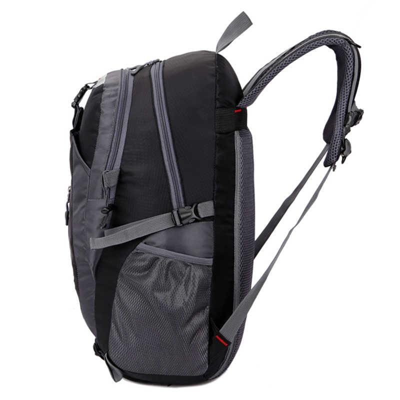 Nylon Waterproof Travel Backpacks Men Women Sport Bag Boys Girls School Bag Backpack Mountaineering Out door Backpack Mochila