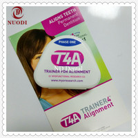 Orthodontic teeth trainer appliance T4A D/MRC Orthodontic Brace T4A for ages 12/T4A Teeth trainer Retention Dental alignment T4A