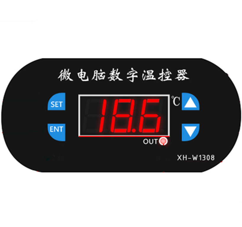 W1308 Adjustable Digital Thermostat Control Switch Module 12V Heat Cool Temp Temperature Controller with Sensor probe 40%off
