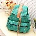 Новый популярный красивый школьный портфель ранец в цветочек для девочек-подростков и молодёжи