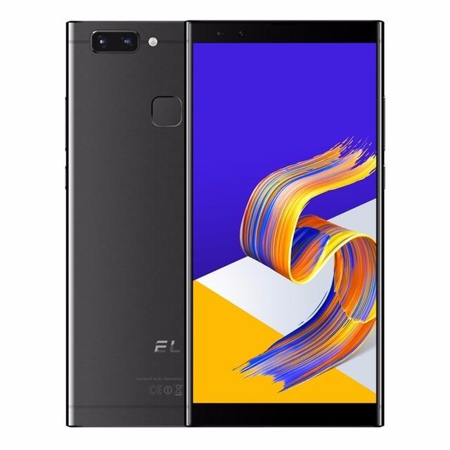 """KXD EL K20 Android 8.1 Del Telefono Mobile 5.7 """"HD MTK6750 Octa Core 3GB di RAM 32GB di ROM Per Smartphone 13MP + 5MP Posteriore 4G LTE Sblocco Del Cellulare"""