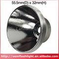 55 5mm (D) x 32mm (H) OP Aluminium Reflektor-in Tragbare Beleuchtung Zubehör aus Licht & Beleuchtung bei