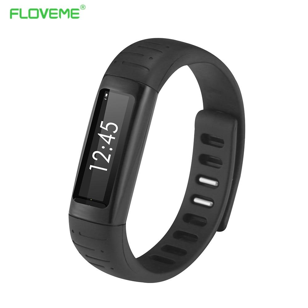 FLOVEME A2 Sport Bracelet Smart Watch Bluetooth Suspension HD Touch Screen Pedom