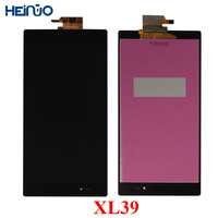 For Sony Xperia Z Ultra XL39h XL39 C6802 C6806 C6843 C6833 LCD Display Touch Screen with Digitizer Assembly Replacement Parts