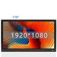 15 дюймов светодиодный HD 1920*1080 полнофункциональная цифровая фоторамка электронный альбом цифровая фотография Музыка Видео