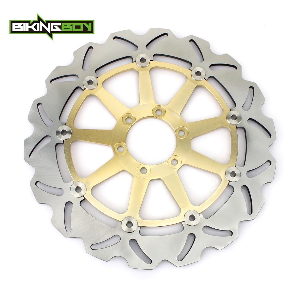 BIKINGBOY Front Brake Disc Rotor Disk for KTM DUKE II 640 03 04 05 06 DUKE