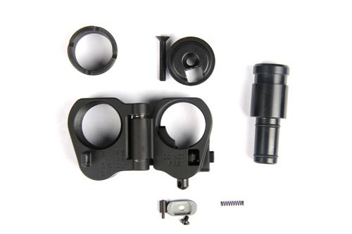 New Tactical Hunting Scope Accessories AR Folding Stock Adapter For M16 M4 SR25 Series GBB AEG