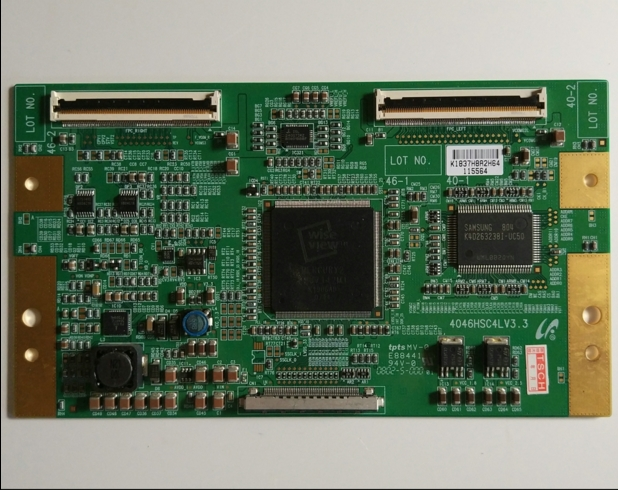 LCD Board 4046HSC4LV3.3 Logic Board FOR Connect With KLV-40V380A LTY400HA01 KDL-46V3000 LT460HT-LH1     T-CON Connect Board