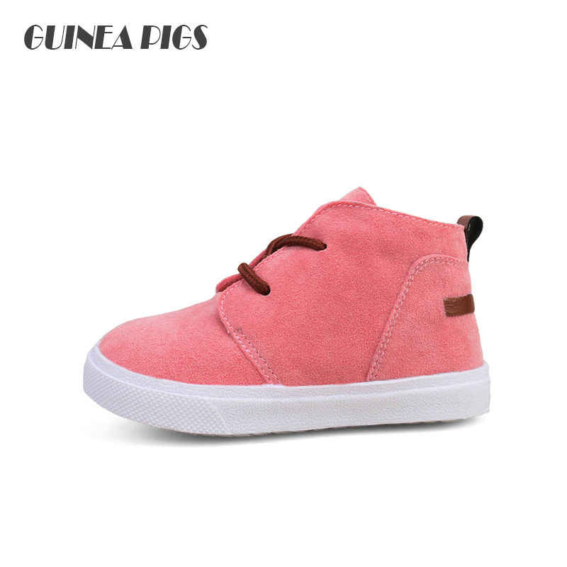 The New Children's Casual Shoes Sell Like Hot Cakes Fur One Boy Girl Fashion Shoes Uppers Kids Casual Shoes