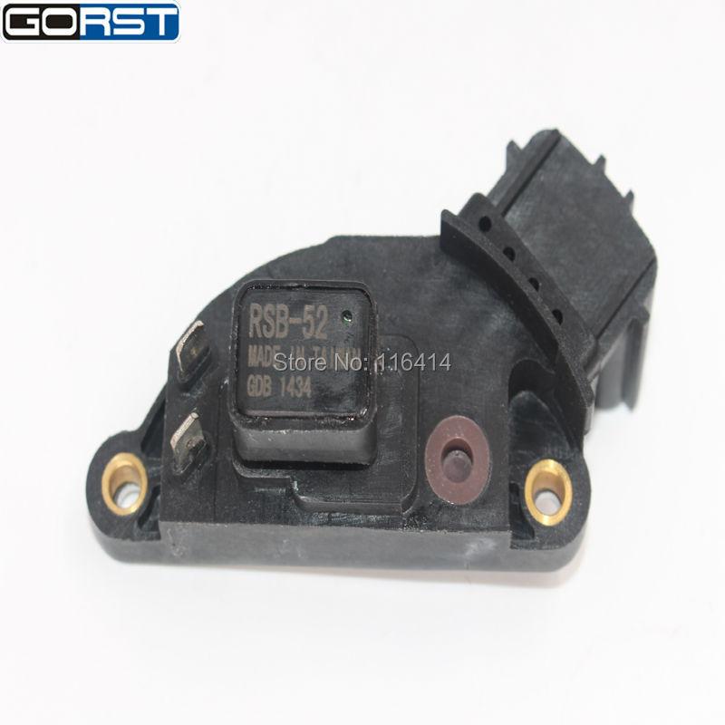 ГОРСТ латов 1 шт модуль зажигания RSB52 Электрический для Mazda 626 GE на / Для Форд Телстар АКС авто 2.0 л новый ТЕЛСТАР 2.0 л 1993 РСБ-52