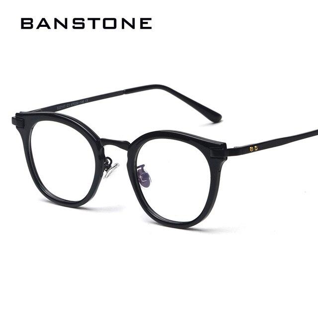 Coole Nerd Fashion Brille mit klaren Gläsern JH04JmoIL