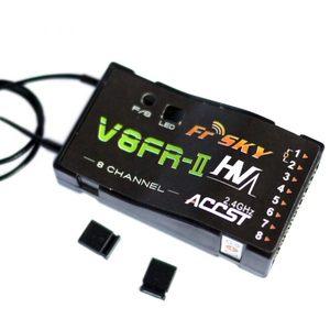 Image 2 - FrSky V8FR II 2.4 Ghz の 8 チャンネル ACCST 受信機