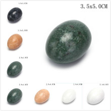 Natural Nephrite Jade Drilled Yoni Eggs Pelvic Muscle Exercise Tightening Balls For Pregnant Women Health Care