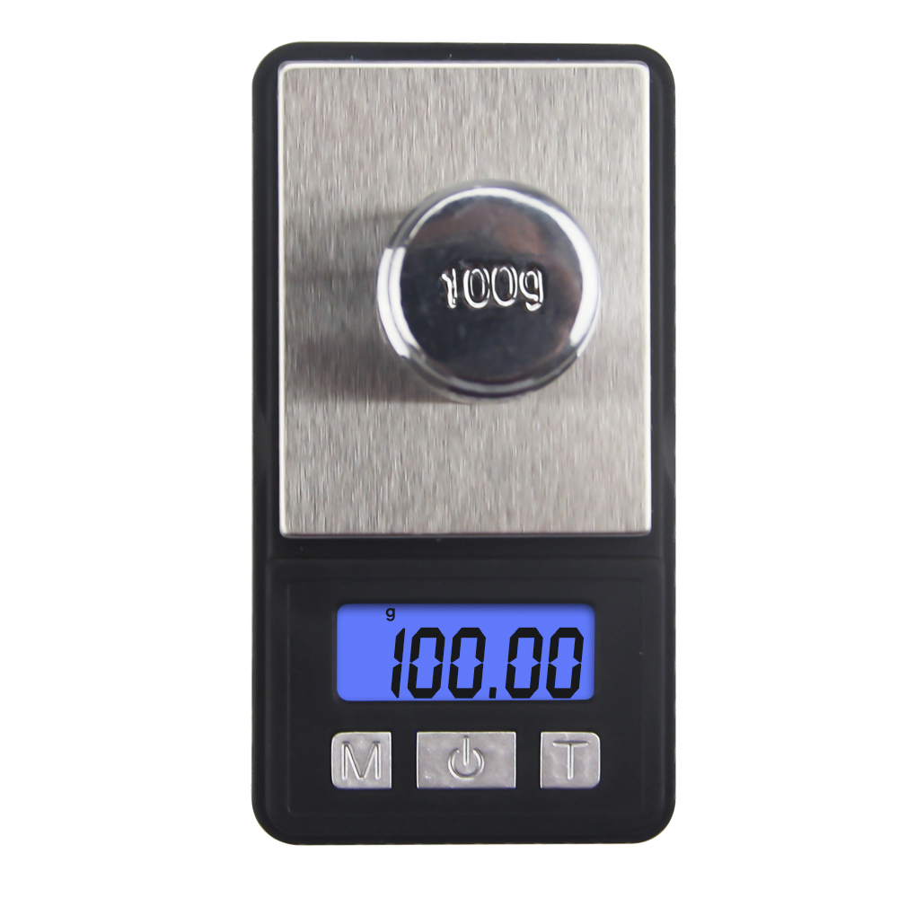 Pocket Weighing Jewelry Digital Scales 50g 100g 200g 300g 500g 1000g 0.01g //0.1g